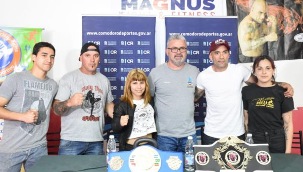 "Lanzaron el festival ""Brutal Fight Night 3"""